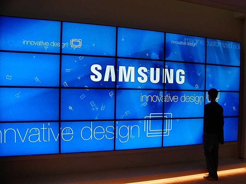 Image result for samsung signage display